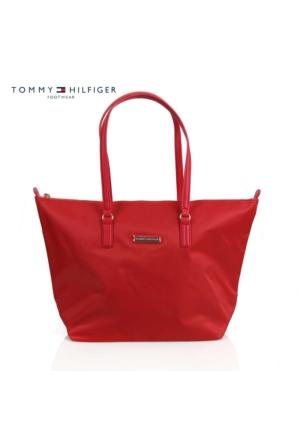 Tommy Hilfiger Kadın Çanta Kırmızı AW0AW01771