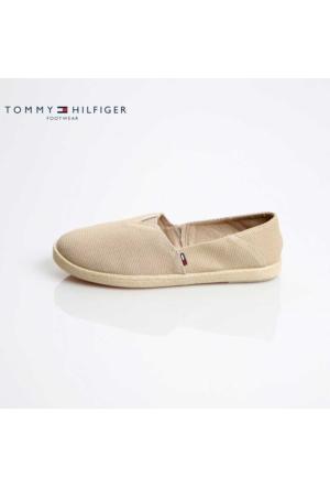 Tommy Hilfiger Kadın Ayakkabı Bej EN56821153