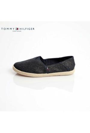 Tommy Hilfiger Kadın Ayakkabı Lacivert EN56821153