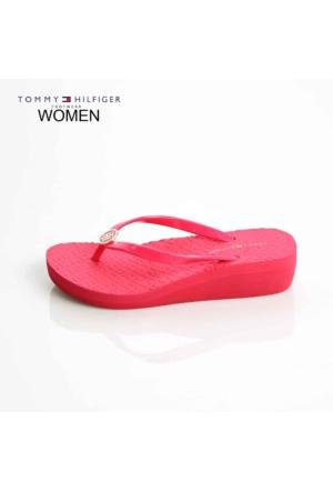 Tommy Hilfiger Kadın Terlik Pembe FW56820723