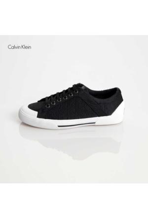 Calvin Klein Kadın Sneaker Siyah N11433