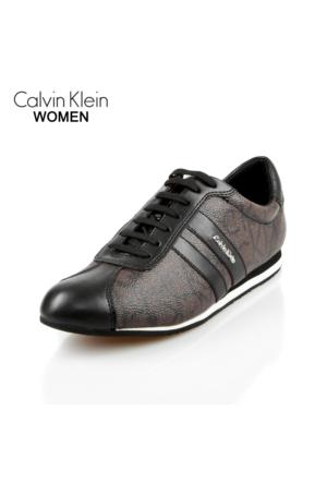 Calvin Klein Kadın Sneaker Kahverengi N12017-CCB