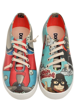 Dogo Captain-Speaking Sneaker Ayakkabı