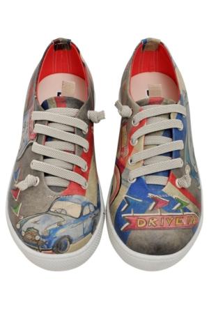 Dogo Drive-İn Sneaker Ayakkabı