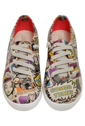 Dogo Comic Time Sneaker Ayakkabı