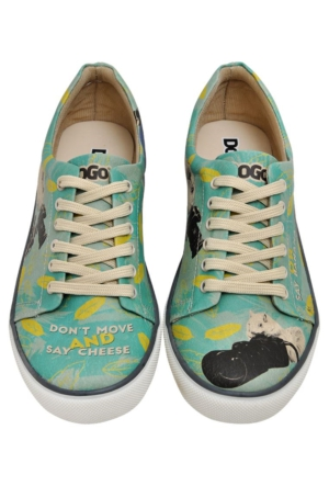 Dogo Dont Move And Say Cheese Sneaker Ayakkabı