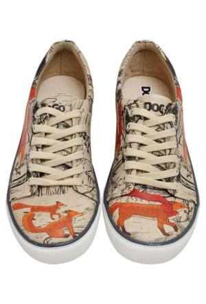Dogo Mother Fox Sneaker Ayakkabı