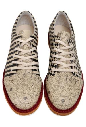 Dogo Black & White Ayakkabı