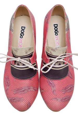 Dogo Feathers Ayakkabı