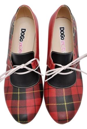 Dogo Punk Music Lover Ayakkabı