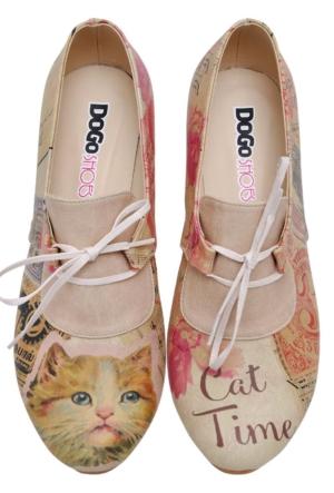 Dogo Vintage Cat Ayakkabı