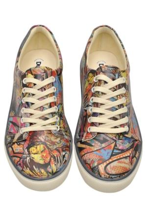 Dogo Superman Mixed Sneaker Ayakkabı