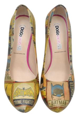 Dogo Vintage Batman Ayakkabı