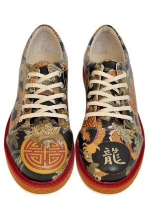Dogo Chinese Paladin Ayakkabı