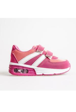 Soobe Kız Çocuk Spor Ayakkabı Pembe