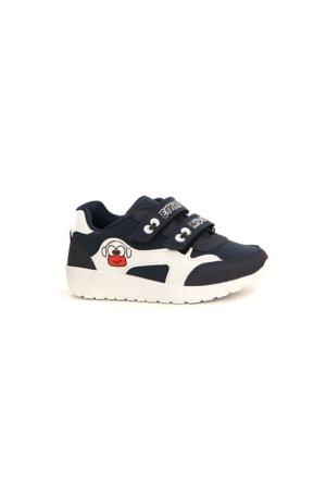 Emka 051 Cırtlı Patik Günlük Erkek Çocuk Spor Ayakkabı