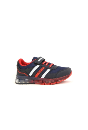 Lafonten 333 Cırtlı Filet Günlük Erkek Çocuk Spor Ayakkabı