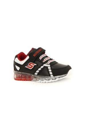 Scooby 610 Cırtlı Patik Günlük Erkek Çocuk Spor Ayakkabı