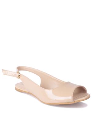 Loggalin 333001 031 320 Kadın Ten Sandalet