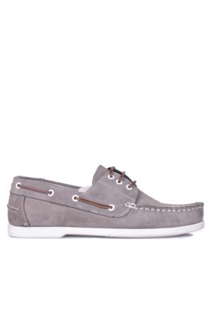 Se-Sa 737001 041 515 Erkek Gri Günlük Ayakkabı