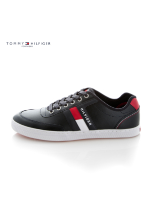 Tommy Hilfiger Fm56821339 403 Thf Sneakers D2285Onnie 10A Low Cut Midnight Ayakkabı