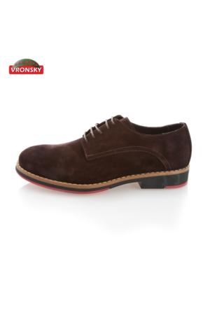 Vronsky Kc 2315 Y122 Kahverengi Süet Ayakkabı