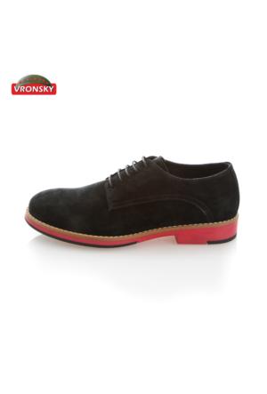 Vronsky Kc 2315 Y122 Siyah Süet Ayakkabı