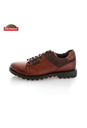 Vronsky Kc 6095 700 Taba Yakma Kahverengi Dante Ayakkabı