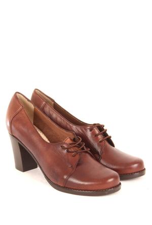 Gön 24287 Deri Kadın Ayakkabı
