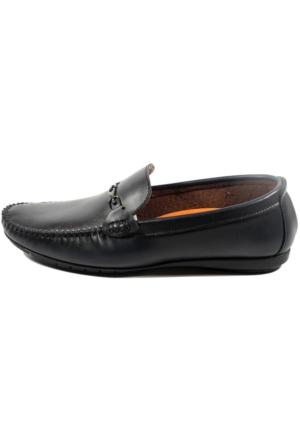Commodore Sailor 267-244 Siyah Günlük Erkek Ayakkabı