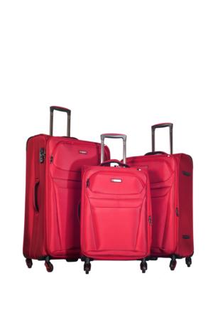 U.S. Polo Assn. Set Kumaş Plvlz6056-Set Kırmızı