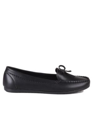 İnce Topuk Loafer Ayakkabı 7YAZA0058004