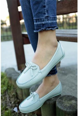 İnce Topuk Loafer Ayakkabı 7YAZA0058186
