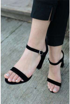 İnce Topuk Topuklu Ayakkabı 7YAZA0070416