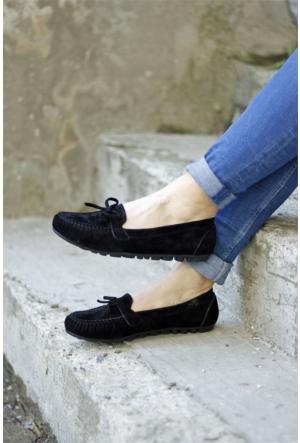 İnce Topuk Loafer Ayakkabı 7YAZA0072416