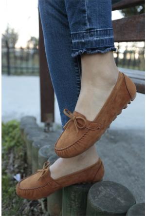 İnce Topuk Loafer Ayakkabı 7YAZA0072425