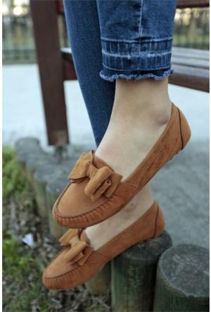 İnce Topuk Loafer Ayakkabı 7YAZA0073425