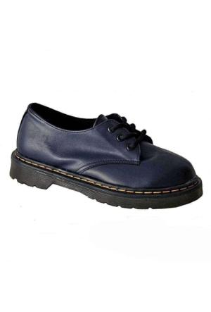 Ottimo 4001 Oxford Kadın Ayakkabı Lacivert