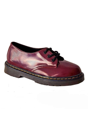 Ottimo 4001 Oxford Kadın Ayakkabı Bordo