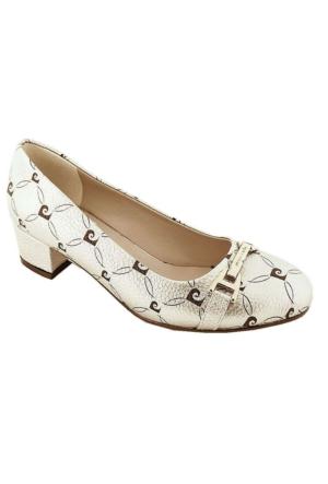 Pierre Cardin 63127 Kadın Günlük Ayakkabı Vizon