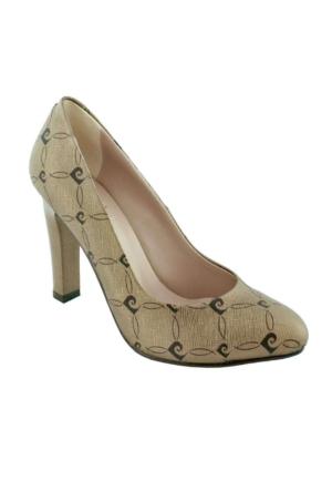 Pierre Cardin 63164 Kadın Ayakkabı Bronz