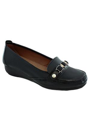 Swıft Clavi 1107 Günlük Kadın Ayakkabı Siyah