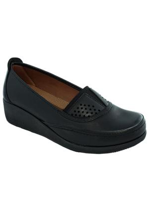 Swıft Clavi 1118 Günlük Kadın Ayakkabı Siyah