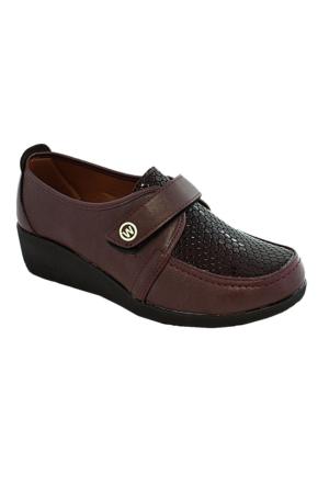 Swıft Clavi 1917 Günlük Kadın Ayakkabı Bordo