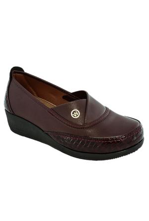 Swıft Clavi 1924 Günlük Kadın Ayakkabı Bordo