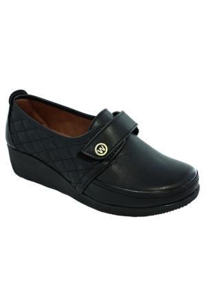 Swıft Clavi 2117 Günlük Kadın Ayakkabı Siyah