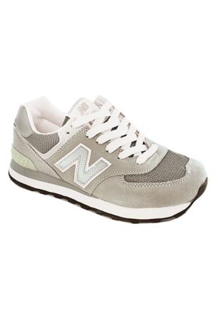 New Balance 574 Kadın Spor Ayakkabı Gri