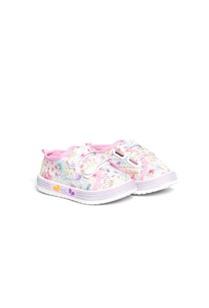 LC Waikiki Bebek Çiçekli Ayakkabı