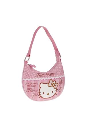 Hello Kitty 86611 Pembe Unisex Çocuk El Çantası