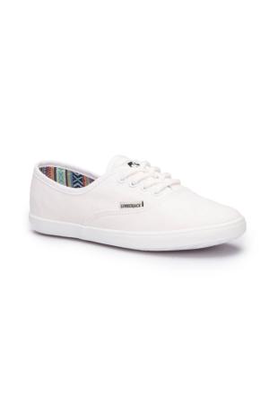 Lumberjack Almera Beyaz Kadın Ayakkabı